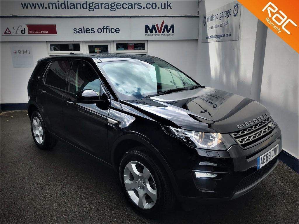Land Rover Discovery Sport SUV 2.0 eD4 SE (s/s) 5dr (5 Seat)