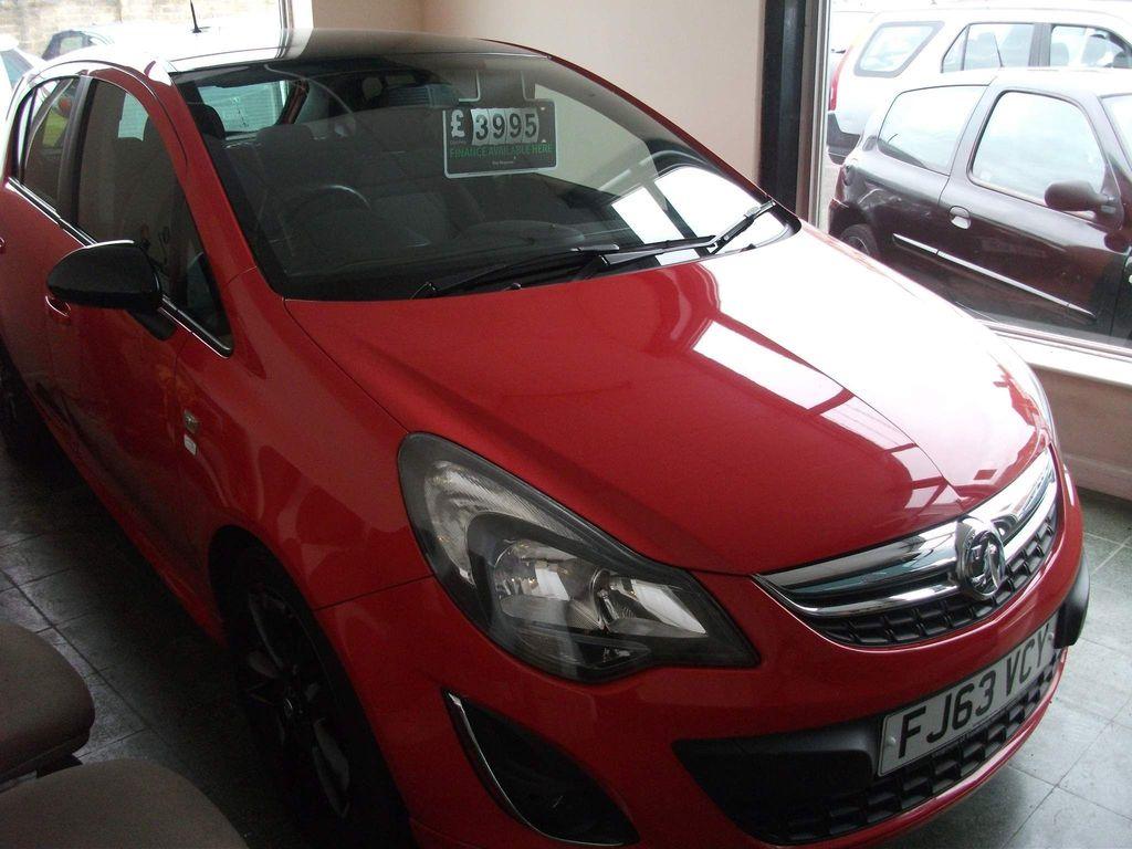 Vauxhall Corsa Hatchback 1.3 CDTi ecoFLEX Limited Edition 5dr (A/C)