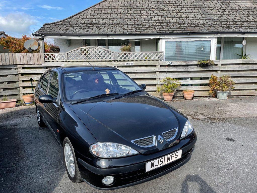 Renault Megane Hatchback 1.4 16v Fidji 5dr