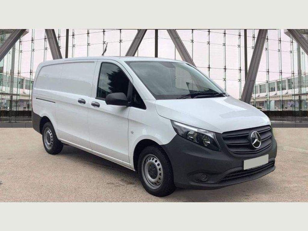 Mercedes-Benz Vito Panel Van 1.7 114 CDi Progressive FWD L2 EU6 (s/s) 5dr