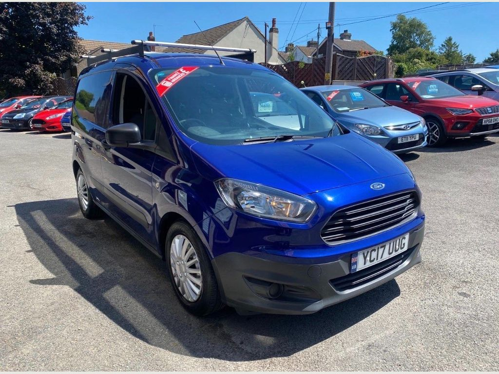 Ford Transit Courier Other 1.5 TDCi Kombi 4dr