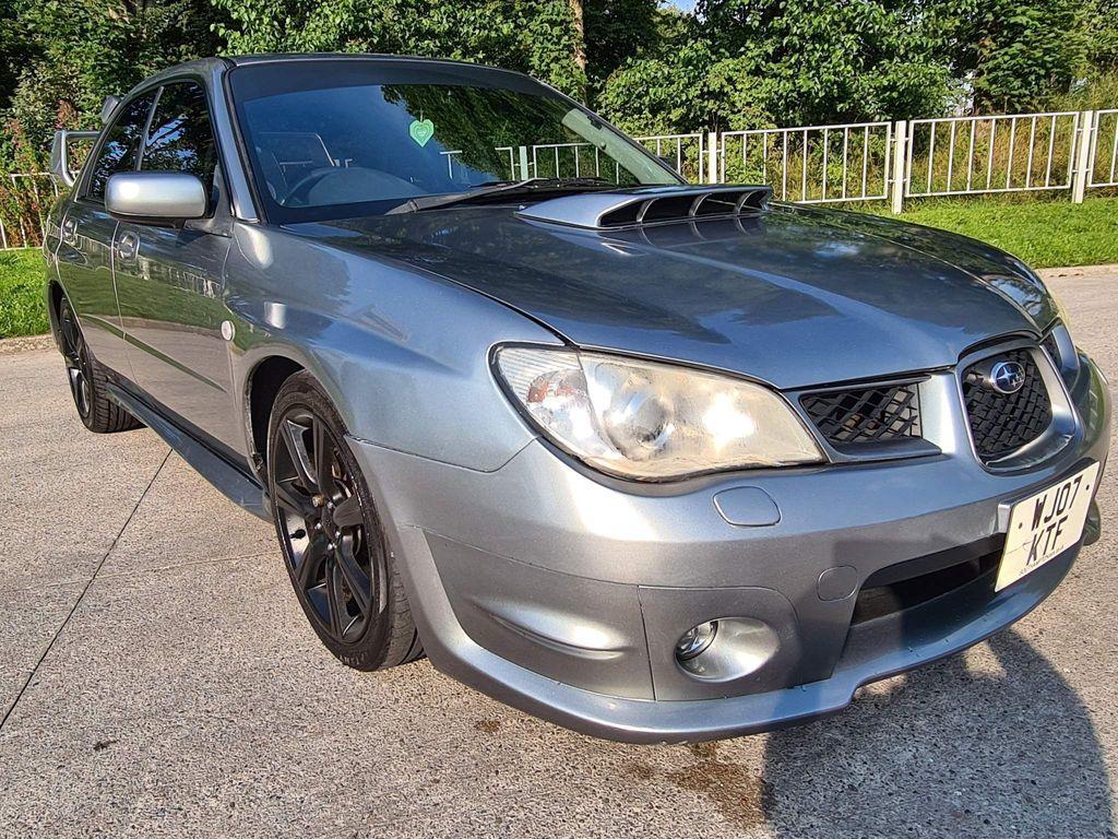 Subaru Impreza Saloon 2.0 RX 4dr