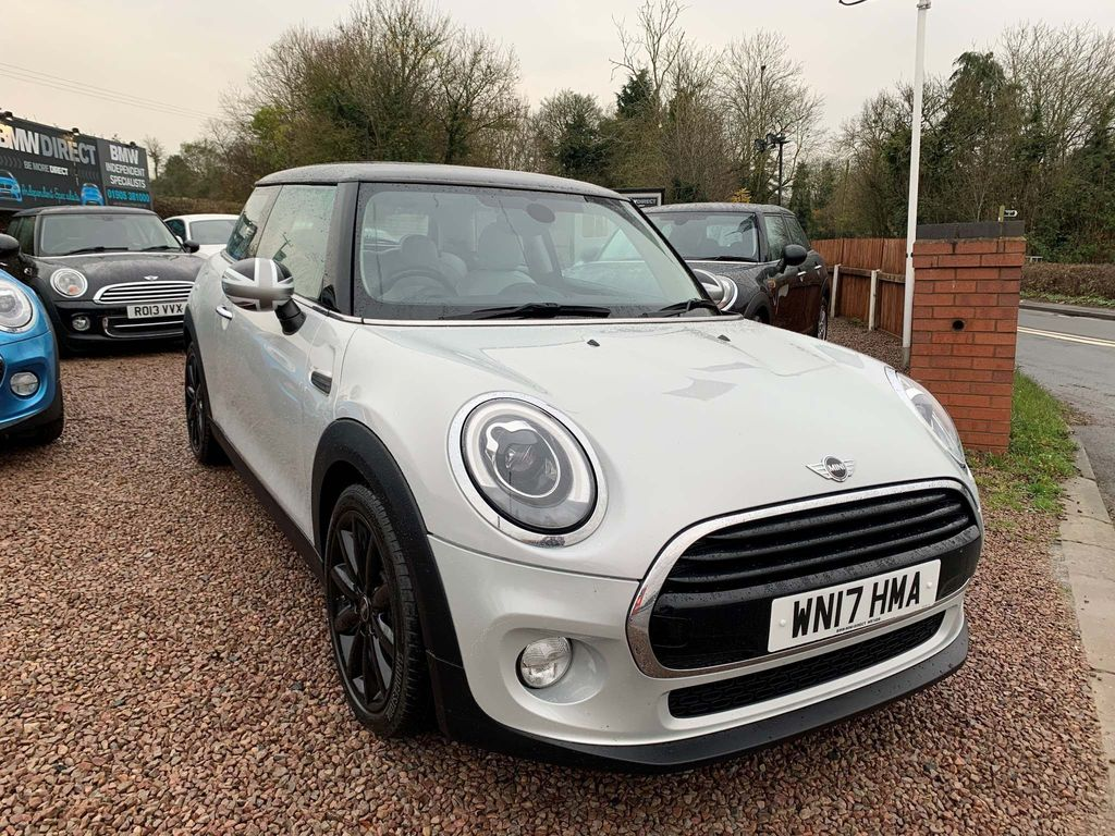 MINI Hatch Hatchback 1.5 Cooper D (s/s) 3dr