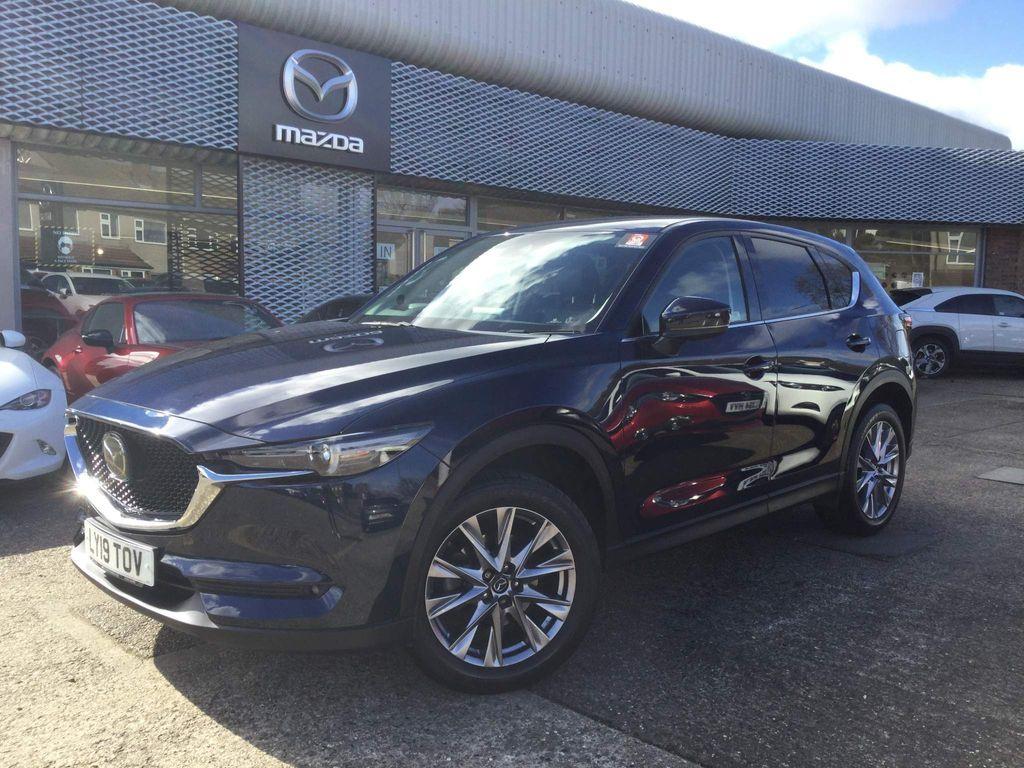 Mazda CX-5 SUV 2.2 SKYACTIV-D Sport Nav+ (s/s) 5dr