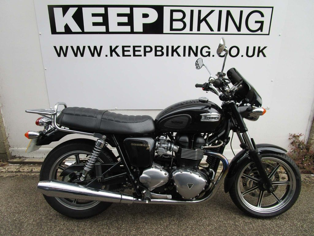 Triumph Bonneville 865 Roadster/Retro 865