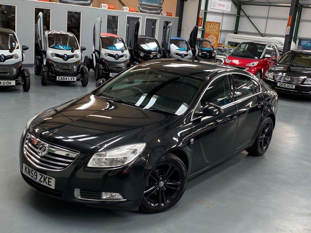 Vauxhall Insignia Hatchback 1.8 i VVT 16v SRi Nav 5dr