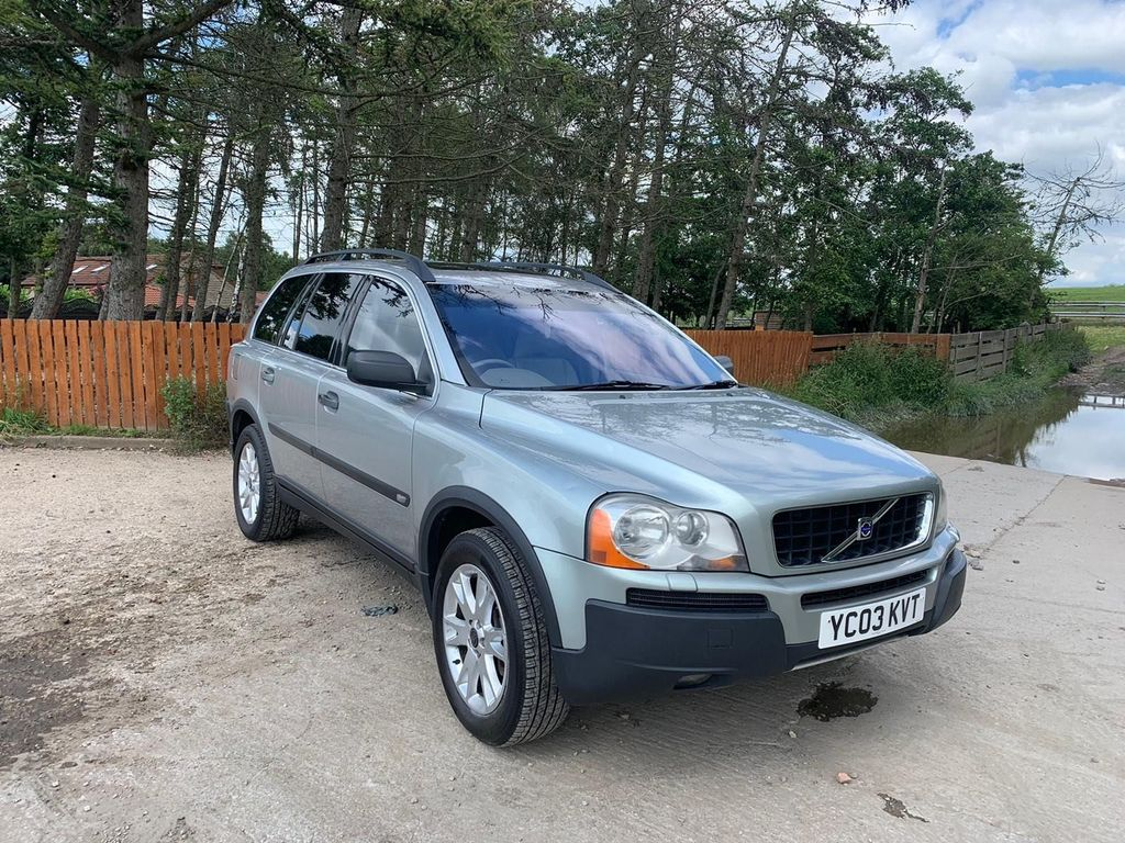 Volvo XC90 SUV 2.9 T6 SE Geartronic AWD 5dr