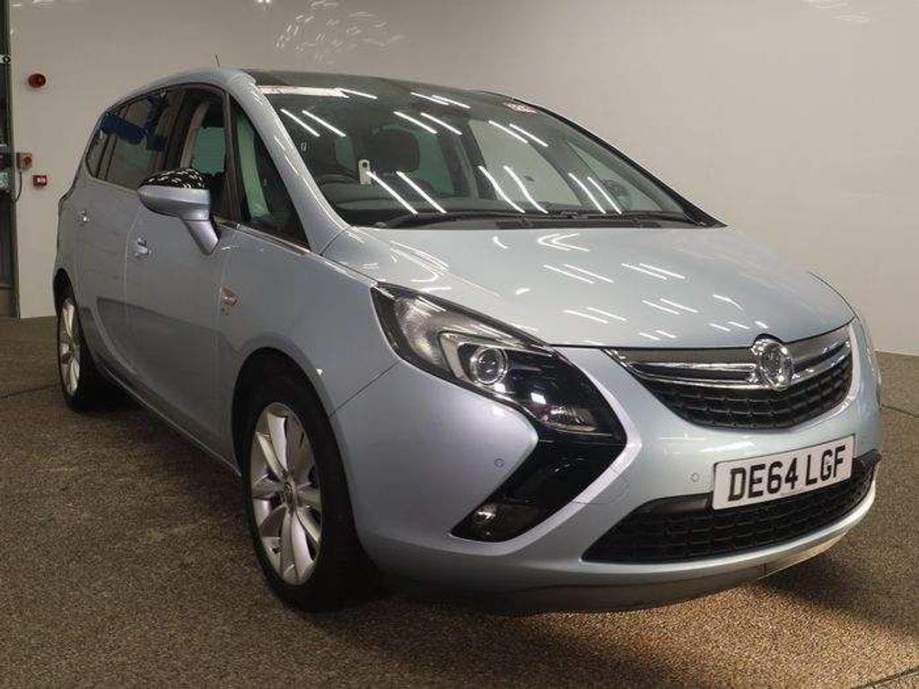 Vauxhall Zafira Tourer MPV 2.0 CDTi 16v Elite 5dr