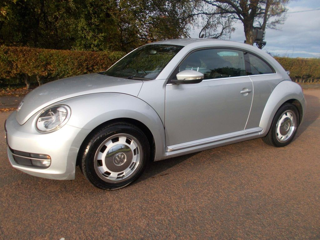 Volkswagen Beetle Hatchback 1.4 TSI BlueMotion Tech Design (s/s) 3dr