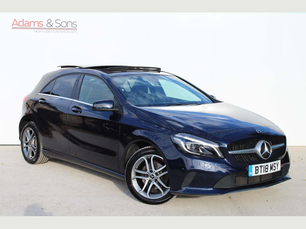 Mercedes-Benz A Class Hatchback 2.1 A200d Sport Edition Plus 7G-DCT (s/s) 5dr
