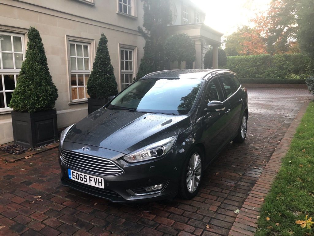 Ford Focus Estate 2.0 TDCi Titanium X (s/s) 5dr