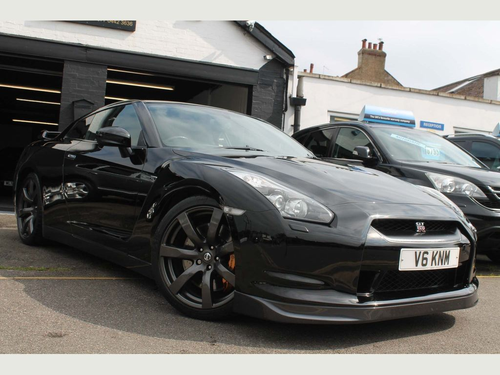 Nissan GT-R Coupe 3.8 V6 Black Edition 2dr