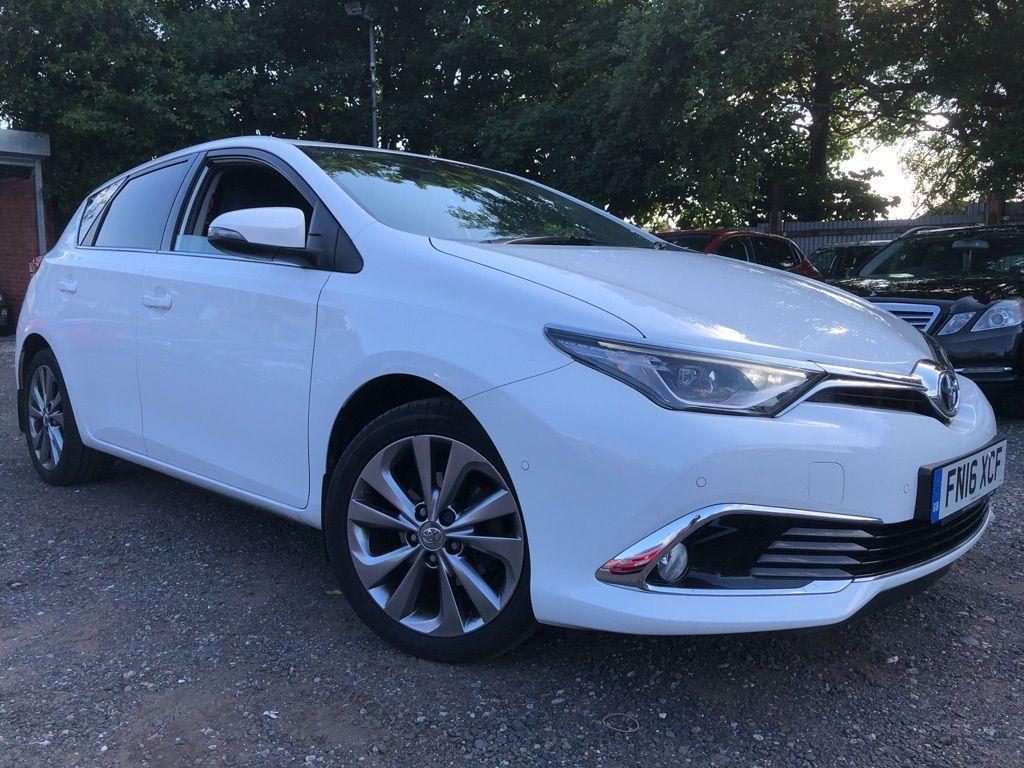 Toyota Auris Hatchback 1.2 VVT-i Excel (s/s) 5dr