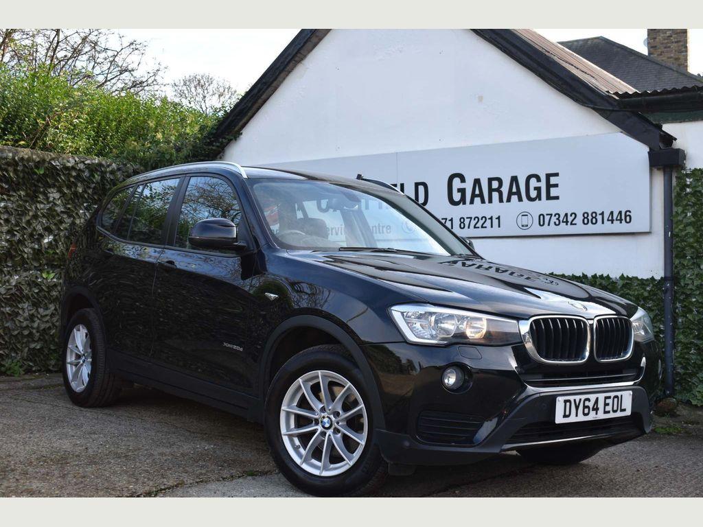 BMW X3 SUV 2.0 20d SE xDrive 5dr