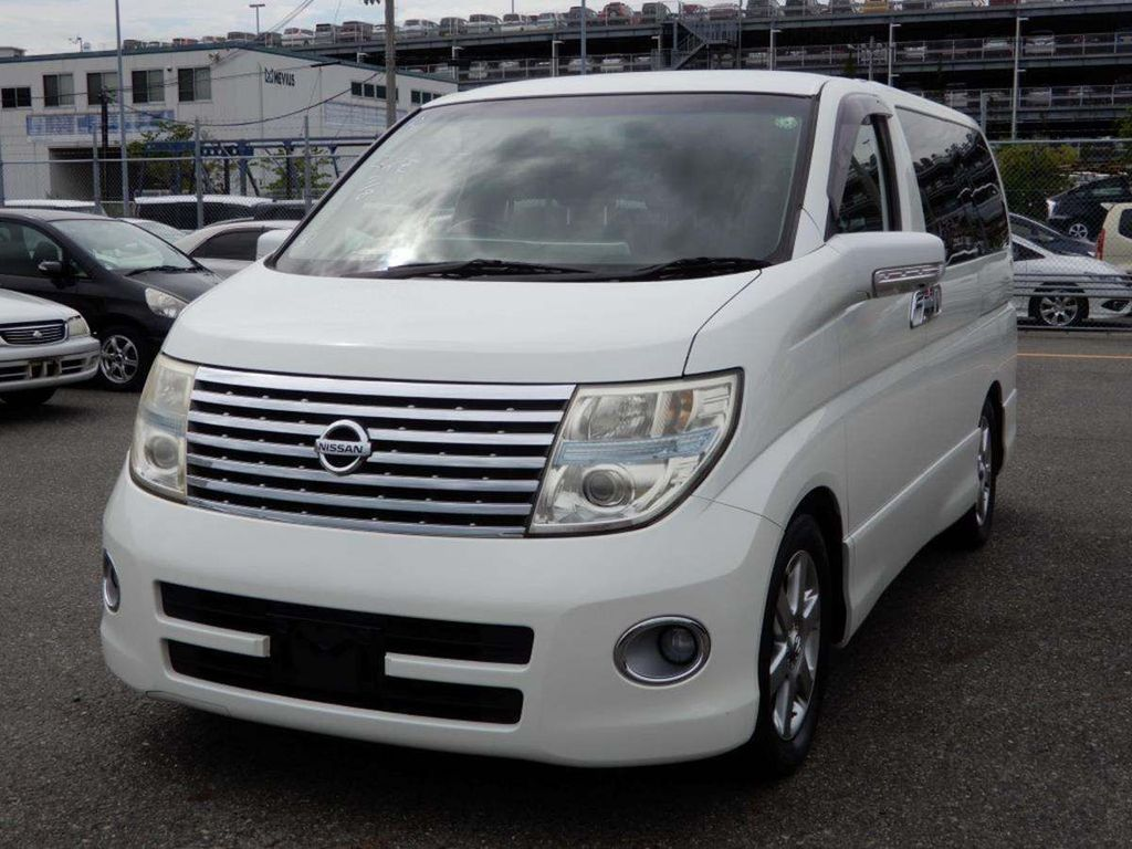 Nissan Elgrand MPV 3.5 Highwaystar 4x4 [ Reserved ]