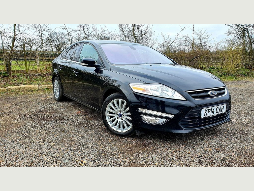 Ford Mondeo Hatchback 2.0 TDCi ECO Zetec Business 5dr