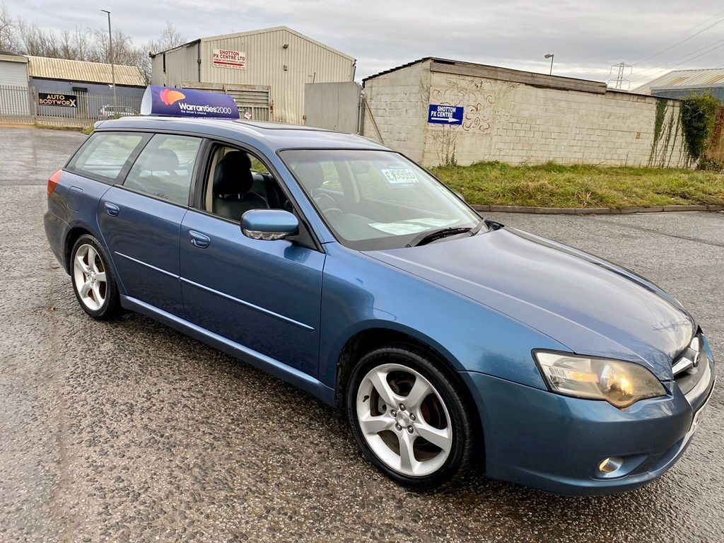 Subaru Legacy Estate 2.5 i SE Sports Tourer 5dr