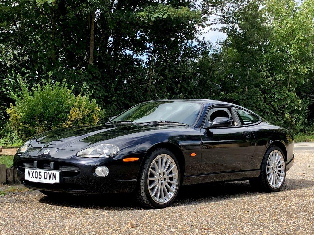 Jaguar XK8 Coupe 4.2 S 2dr