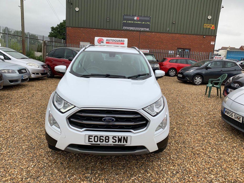 Ford EcoSport SUV 1.0T EcoBoost Titanium Auto (s/s) 5dr