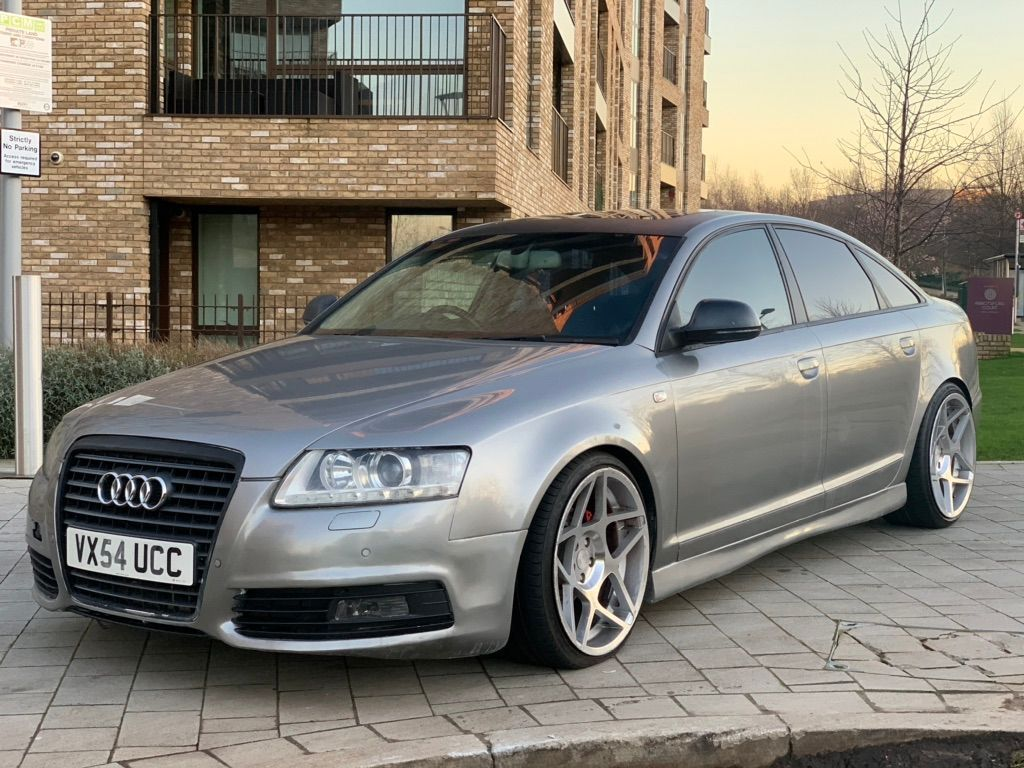 Audi A6 Unspecified Saloon