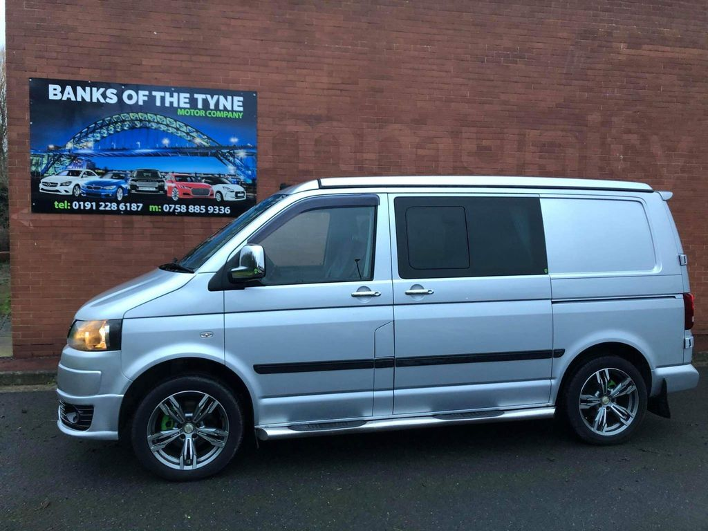 Volkswagen Transporter Other 2.5 TDI PD T30 Window Van 4dr (SWB)