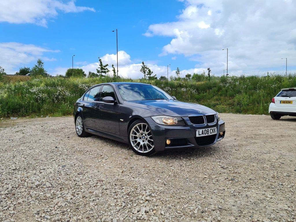 BMW 3 Series Saloon 2.0 318i Edition M Sport 4dr