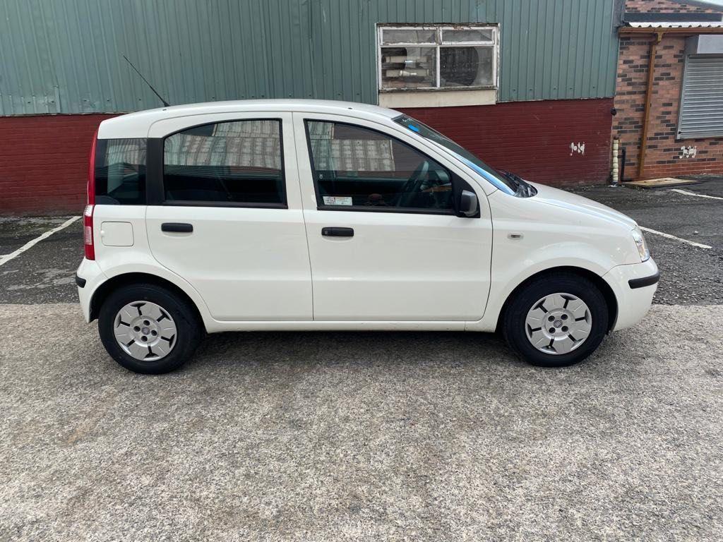 Fiat Panda Hatchback 1.1 Eco Active ECO 5dr
