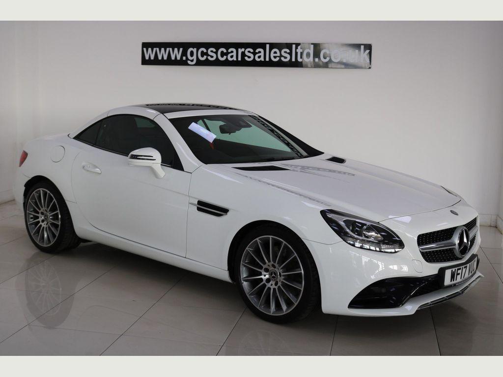 Mercedes-Benz SLC Convertible 2.1 SLC250d AMG Line G-Tronic (s/s) 2dr