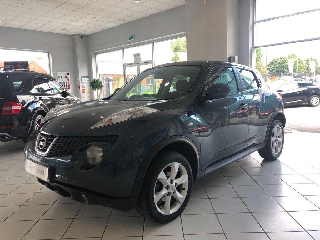 Nissan Juke SUV 1.5 dCi 8v Acenta 5dr