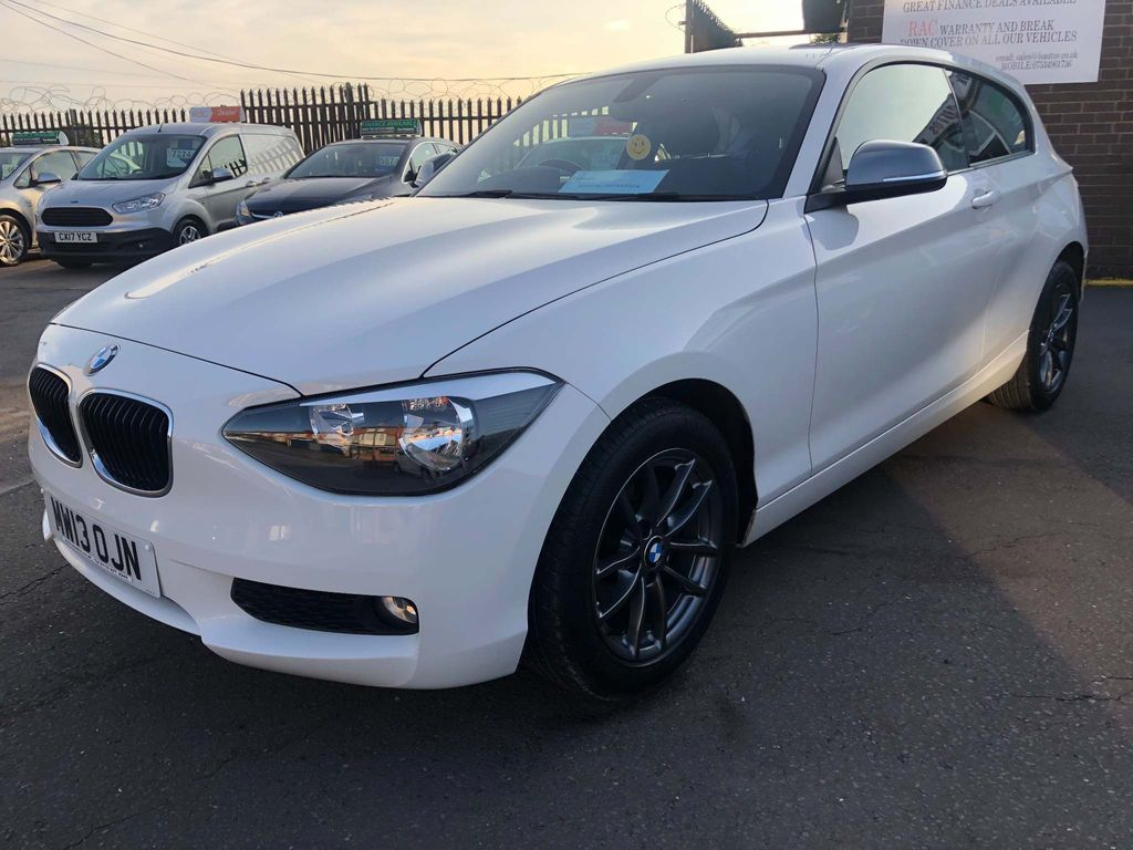 BMW 1 Series Hatchback 1.6 114i SE Sports Hatch (s/s) 3dr