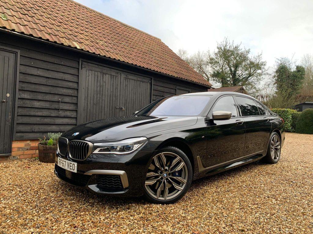BMW 7 Series Saloon 6.6 M760L V12 Auto xDrive 4dr