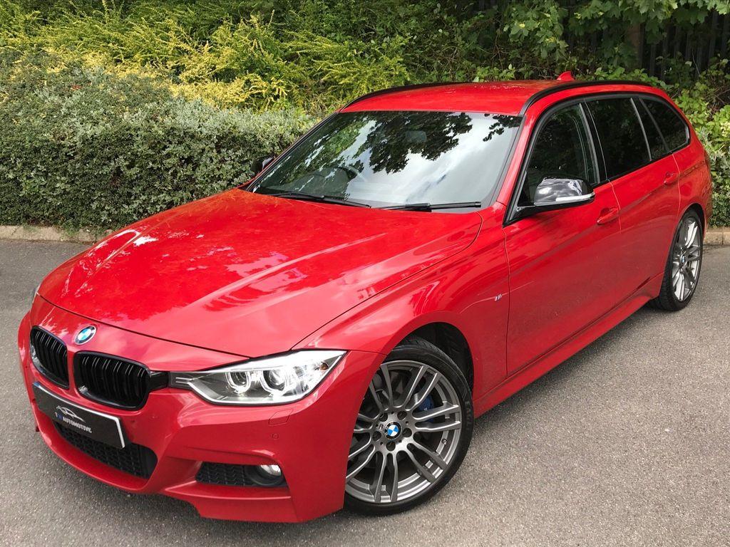 BMW 3 Series Estate 2.0 325d M Sport Touring (s/s) 5dr