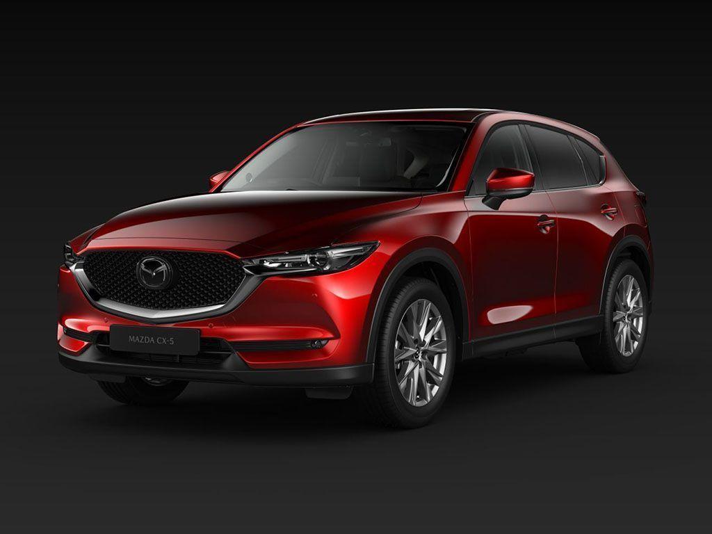 Mazda CX-5 SUV 2.0 SKYACTIV-G Sport (s/s) 5dr