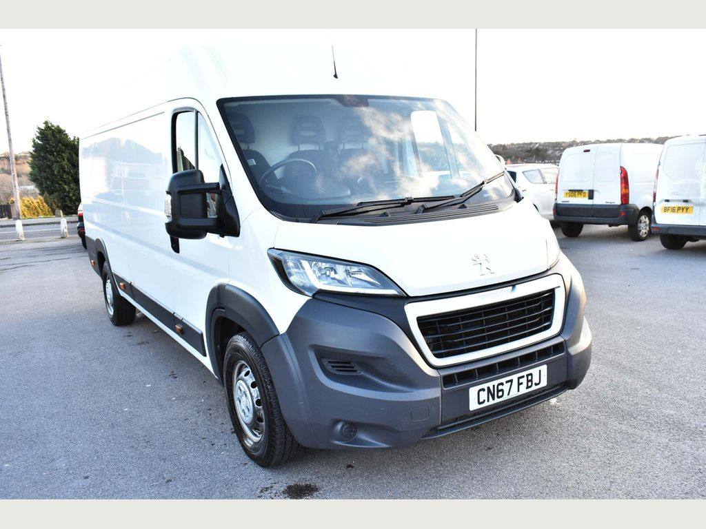 Peugeot Boxer Panel Van 2.0 BlueHDi 435 Professional L4H2 L4 High Roof EU6 5dr