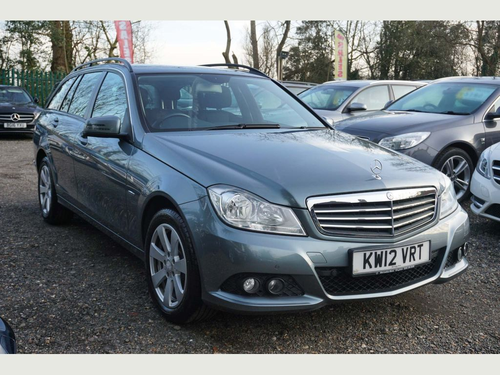 Mercedes-Benz C Class Estate 1.8 C180 BlueEFFICIENCY SE Edition 125 G-Tronic 5dr