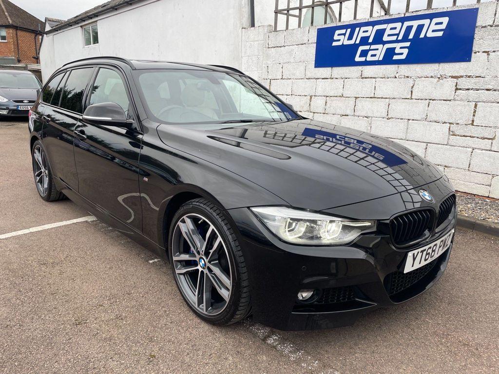 BMW 3 Series Estate 3.0 330d M Sport Shadow Edition Touring Auto (s/s) 5dr