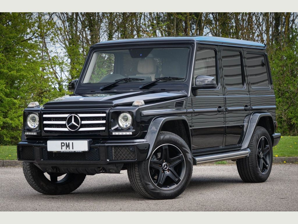 Mercedes-Benz G Class SUV 3.0 G350 CDi G-Tronic 4WD (s/s) 5dr