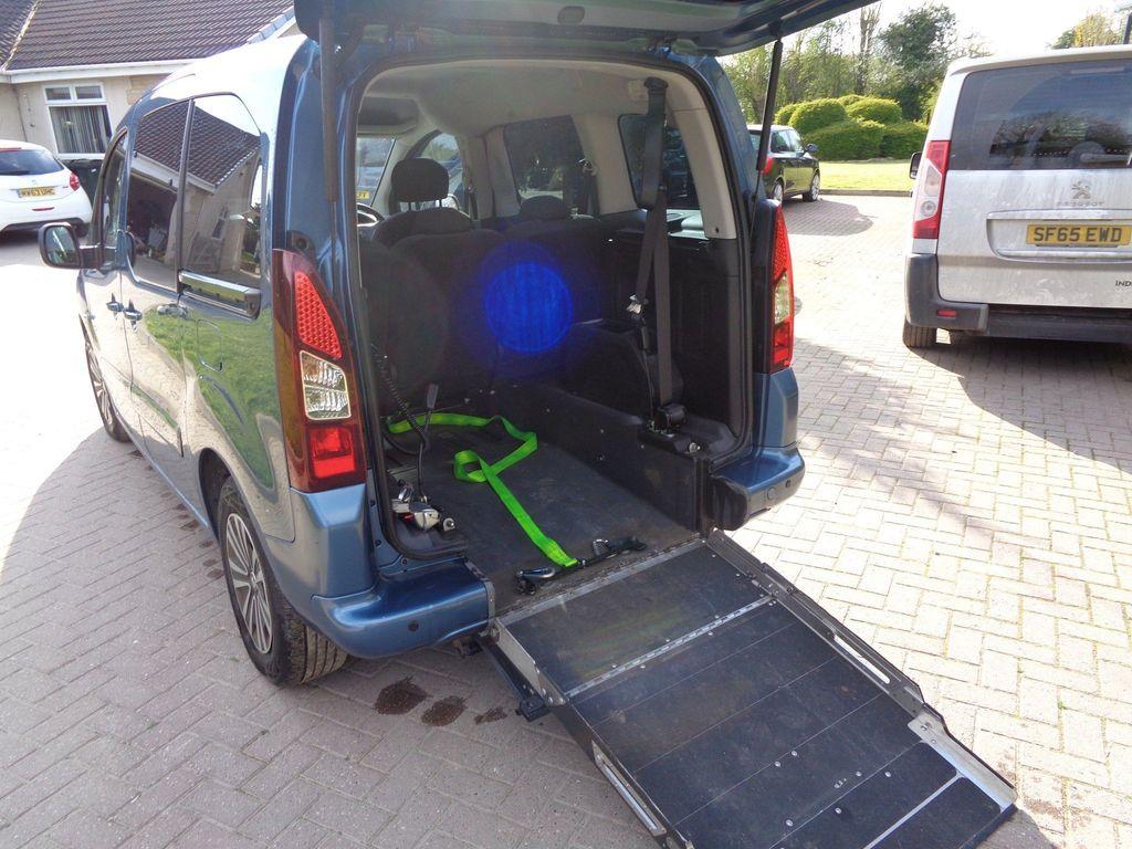 Peugeot Partner Tepee MPV 1.6 HDi Tepee S EGC (s/s) 5dr