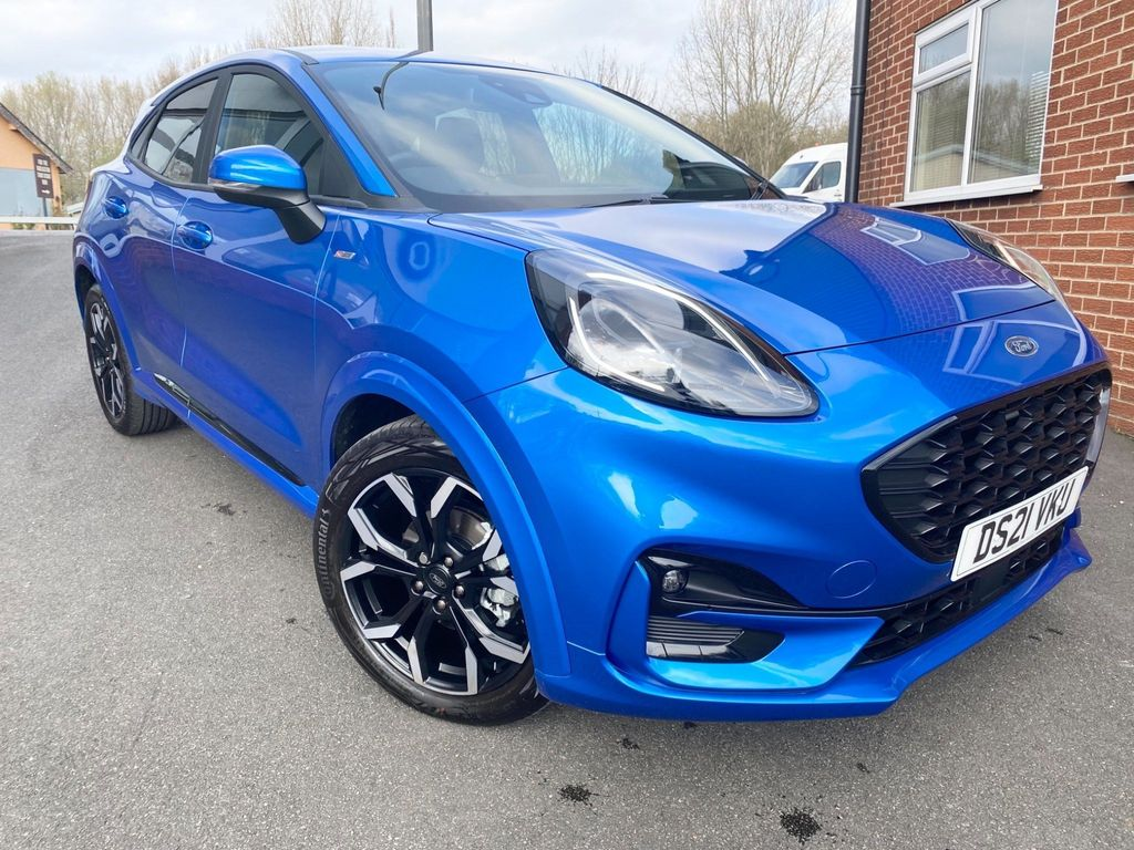 Ford Puma SUV 1.0T EcoBoost ST-Line X DCT (s/s) 5dr