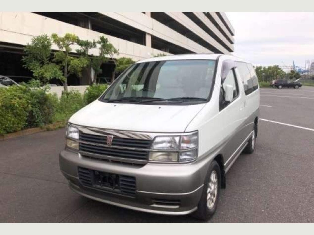 Nissan Elgrand MPV S LOUNGE PKG ONLY 7118 MILES