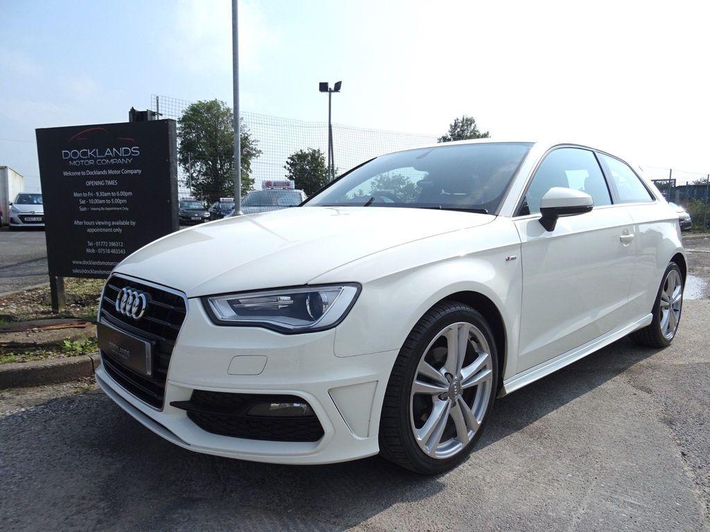 Audi A3 Hatchback 1.6 TDI S line 3dr