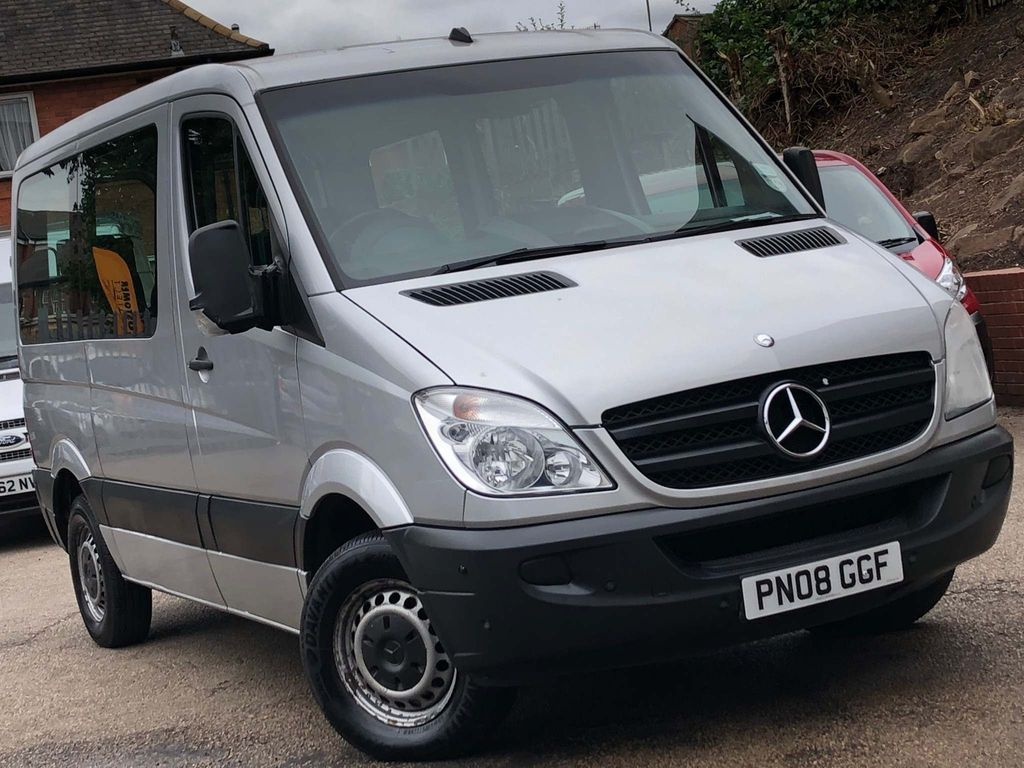 Mercedes-Benz Sprinter Window Van 209 SWB AUTOMATIC DISABLE CHAIR ACCESS