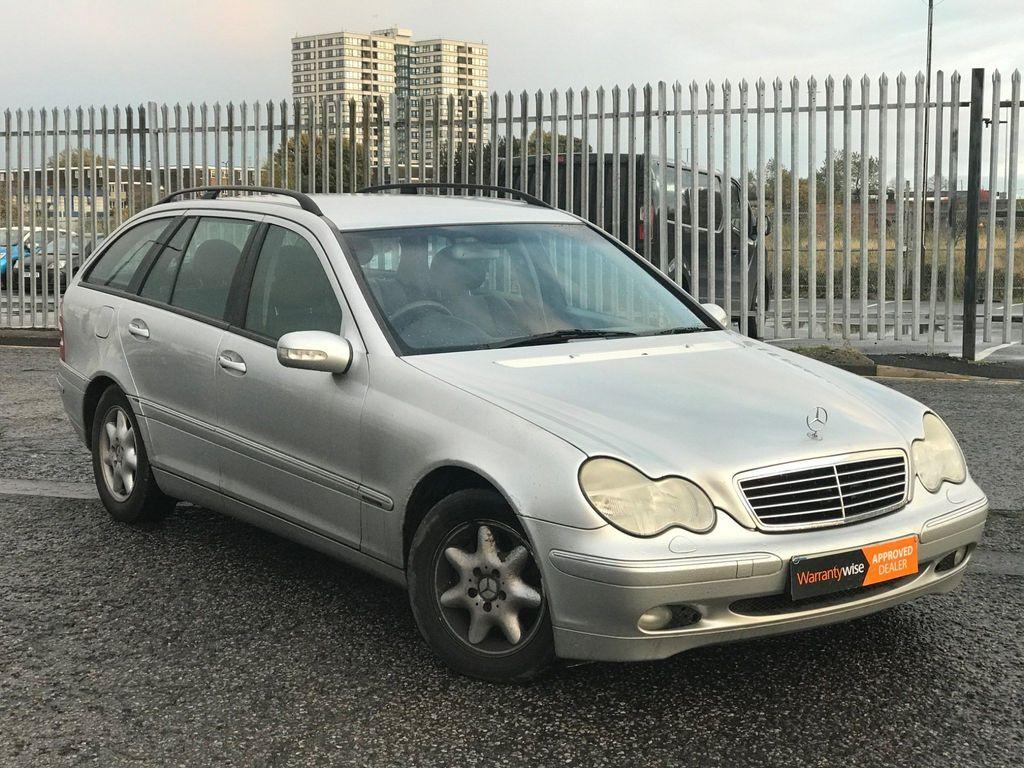 Mercedes-Benz C Class Estate 2.0 C200 Kompressor Elegance 5dr