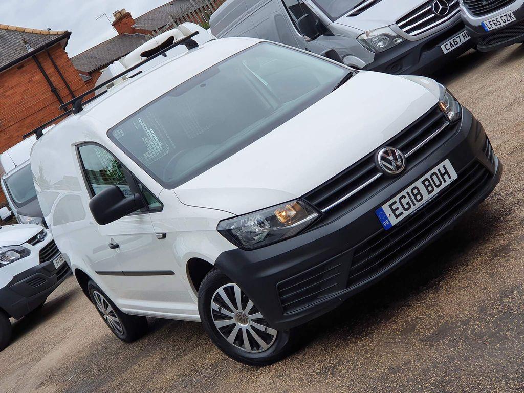 Volkswagen Caddy Panel Van 2.0 TDI C20 Startline EU6 (s/s) 5dr