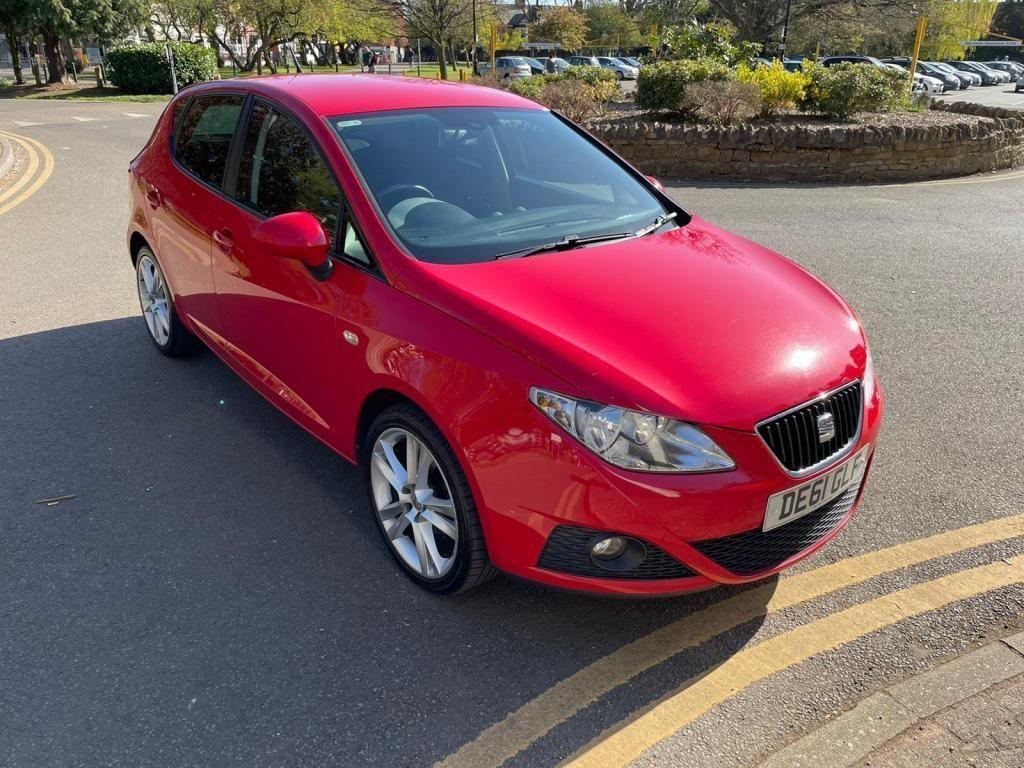 SEAT Ibiza Hatchback 1.4 16V Sportrider 5dr