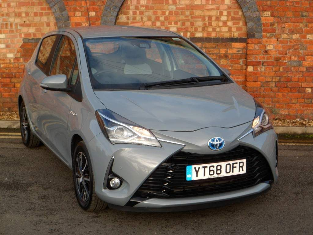 Toyota Yaris Hatchback 1.5 VVT-h Icon Tech E-CVT (s/s) 5dr