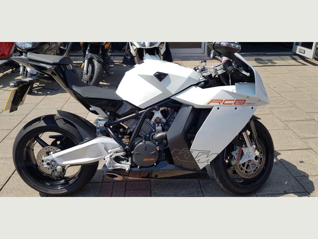 KTM RC8 Super Sports 1190 RC8 R