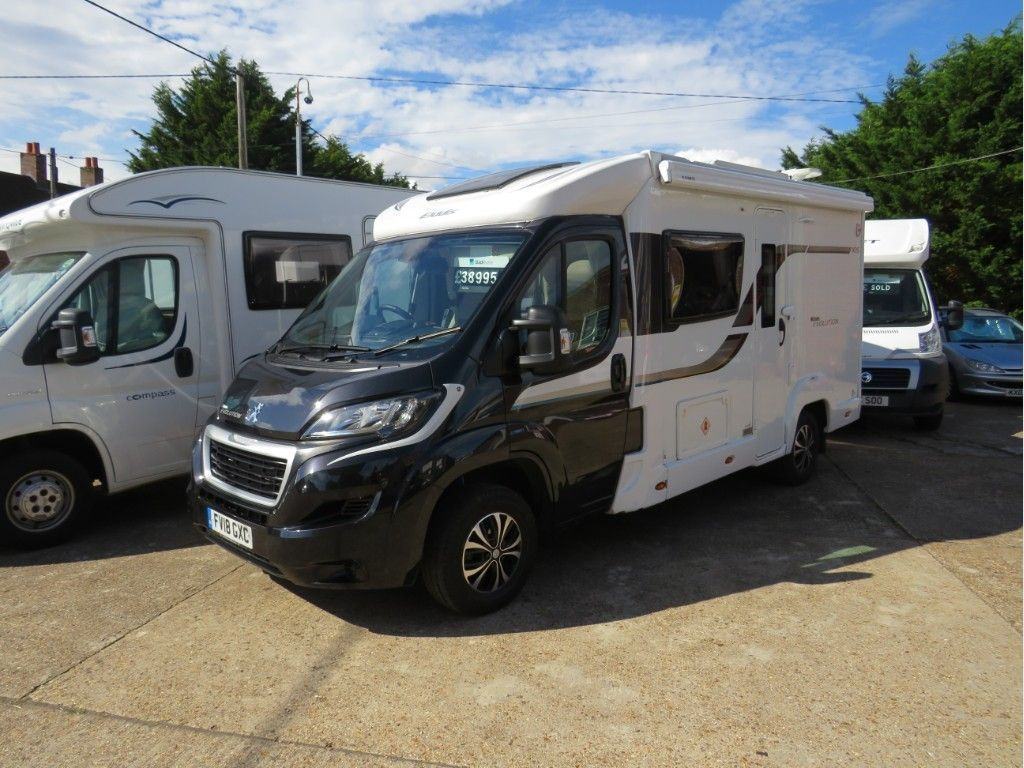 Elddis Accordo 105 Low Profile EVOLUTION **SORRY NOW SOLD**