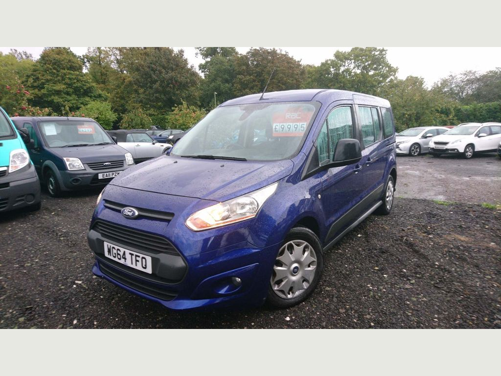 FORD GRAND TOURNEO CONNECT MPV 1.6 TDCi Zetec 5dr