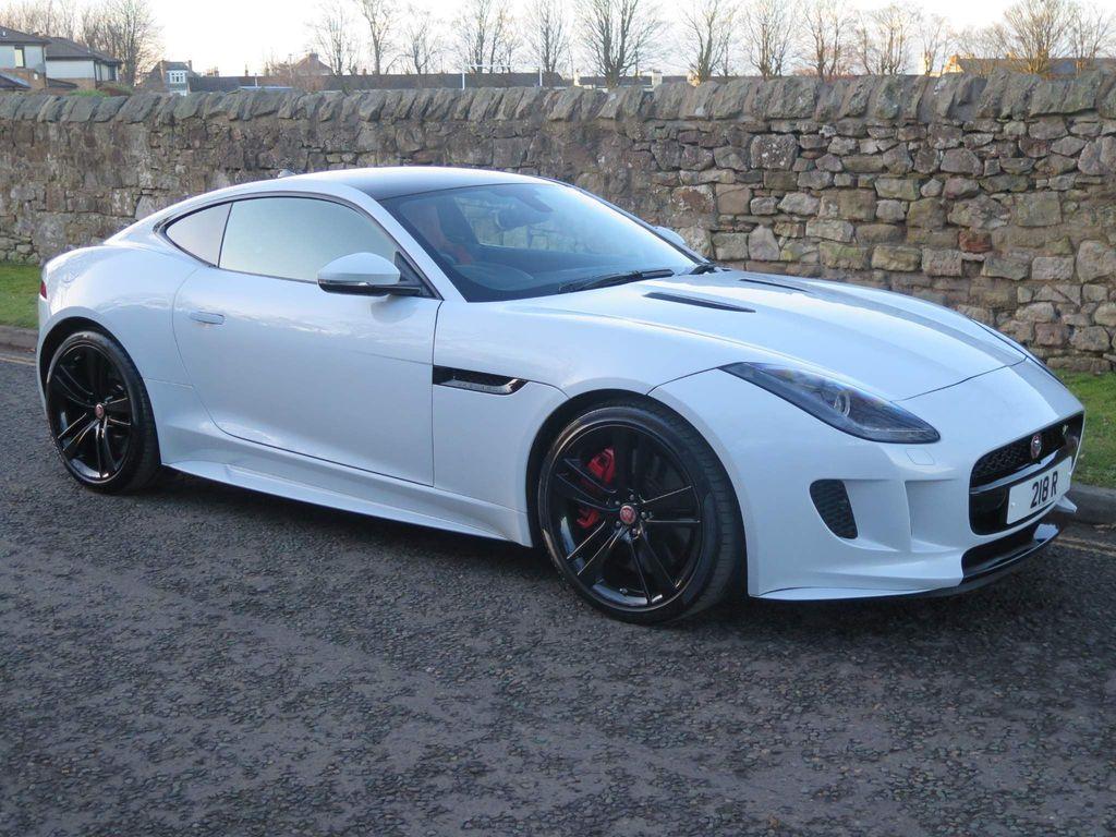 Jaguar F-Type Coupe 5.0 V8 R Quickshift 2dr